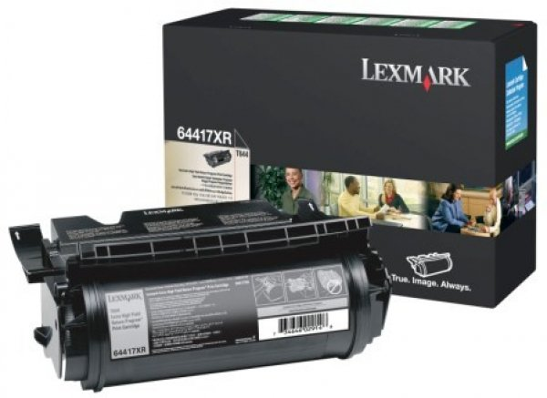 LEXMARK T64x Return Program Print 64417XR