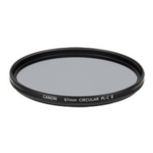 CANON Circular Polarizing Filter For 67mm 67PLCB