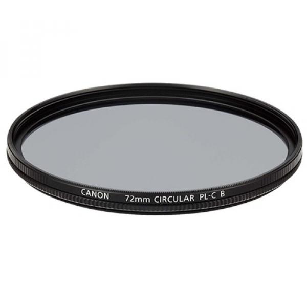 CANON Circular Polarizing Filter For 72mm 72PLCB