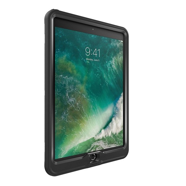 OTTERBOX Lifeproof Nuud for Apple Ipad Pro 10.5 Black (77-55825)