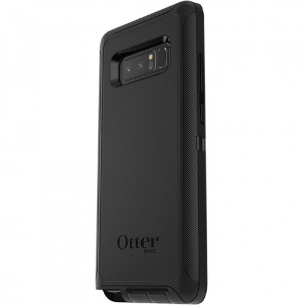 Otterbox Defender Case For Galaxy Note 8 Black (77-55901)
