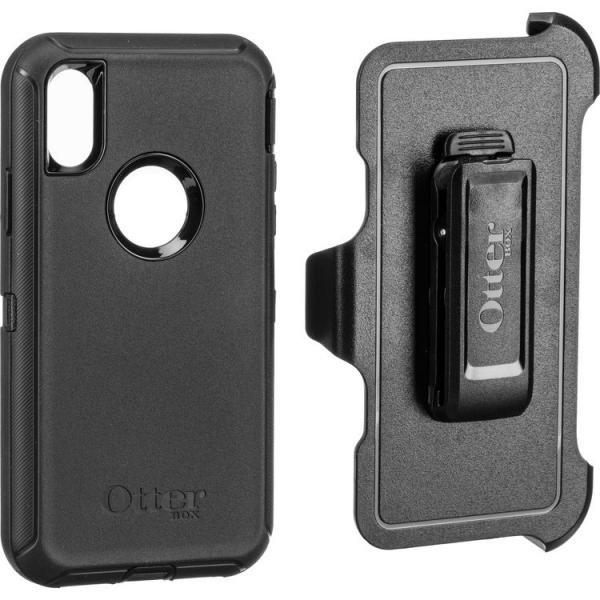 Otterbox Defender Case Apple Iphone Xs Black (77-59464)