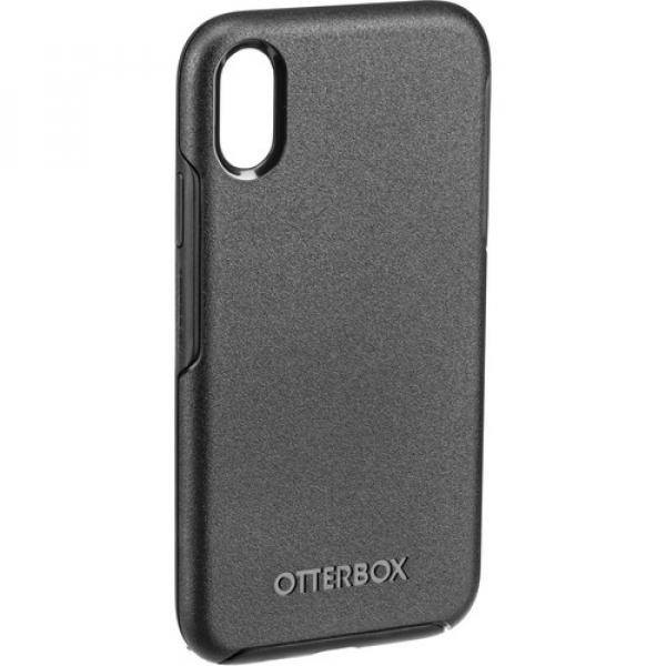 Otterbox Ob Symmetry Iphone Xr Black ( 77-59818 )