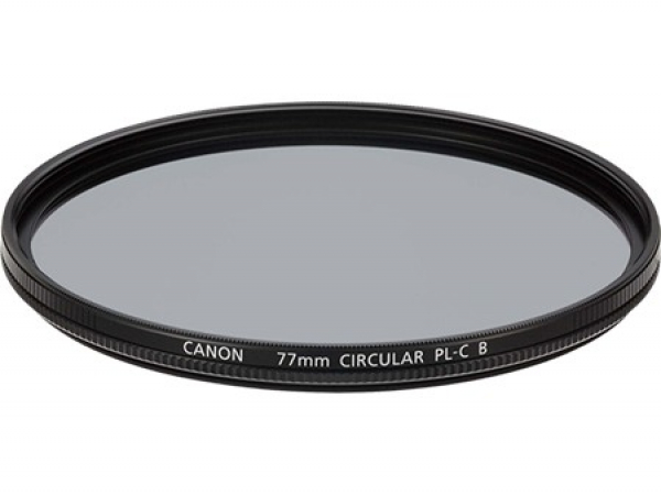 CANON Plc77iii Circular Polarizing Filter For 77PLCB