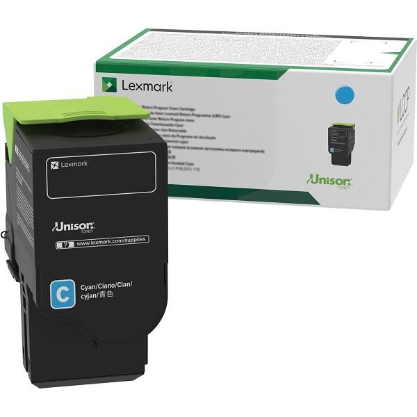 Lexmark Cyan Ultra High Toner 7k For Cs521 Cs622 Cx6 ( 78c6uce )
