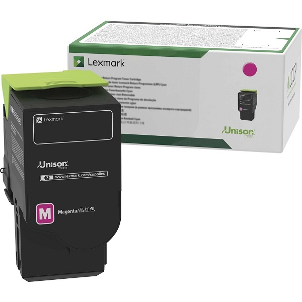 Lexmark Magenta Ultra High Toner 7k For Cs521 Cs622 ( 78c6ume )
