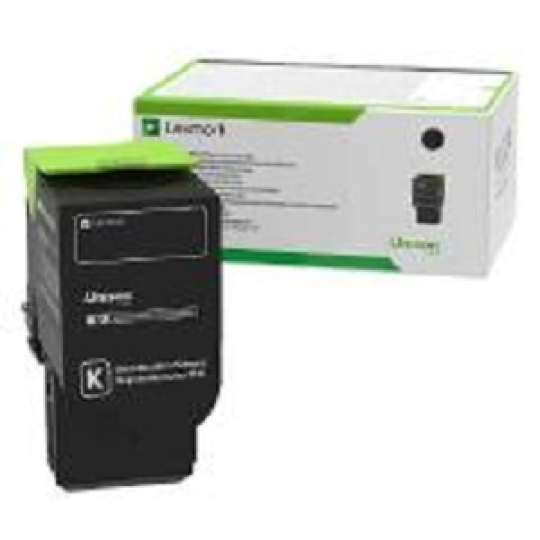 Lexmark Black Extra High Toner 8.5k For Cs521 Cs622 ( 78c6xke )