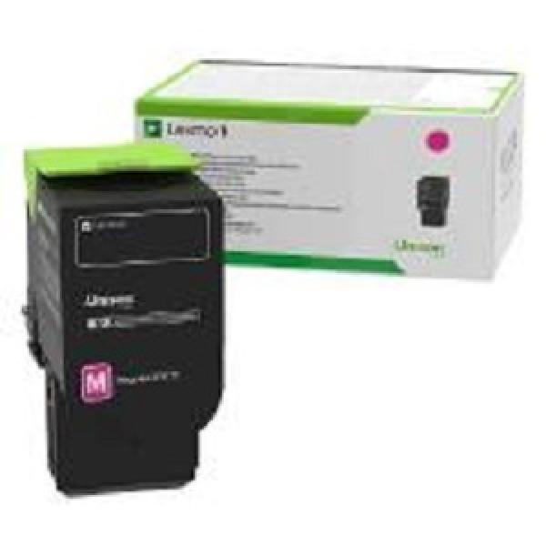 Lexmark Magenta Extra High Toner 5k For Cs521 Cs622 ( 78c6xme )