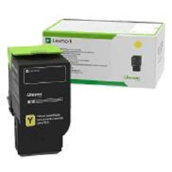 Lexmark Yellow Extra High Toner 5k For Cs521 Cs622 C ( 78c6xye )
