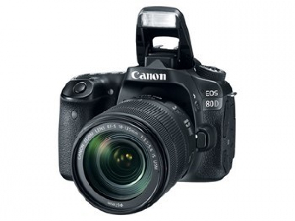 CANON Eos 80d Super Kit With Efs18-135 Is Usm 80DSK