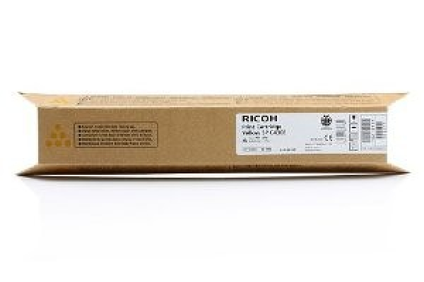 RICOH Yellow Toner 24000 Page Yield For 821075