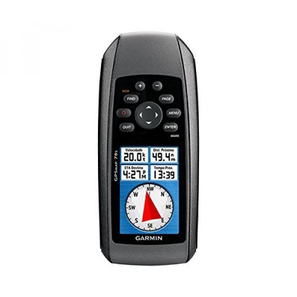 GARMIN GPSMAP 78S Handheld (010-00864-01)