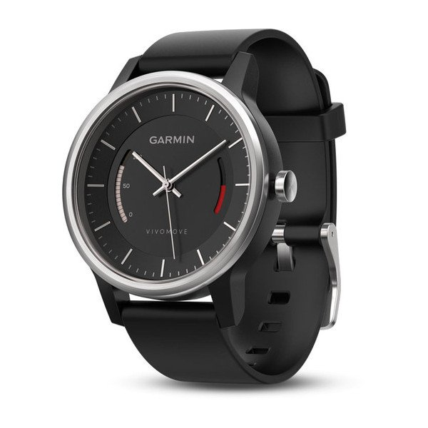 GARMIN Vivomove Sport Europe Black With Sport Band (010-01597-00)