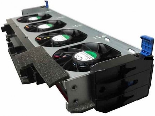 HP  E Ml350 Gen10 Redundant Fan Cage Kit  874572-B21