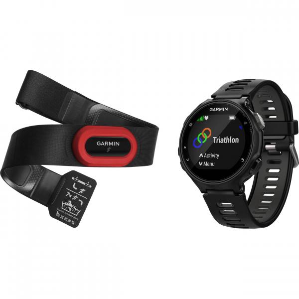 GARMIN Forerunner 735XT Sport Watch with Run Bundle (010-01614-12)