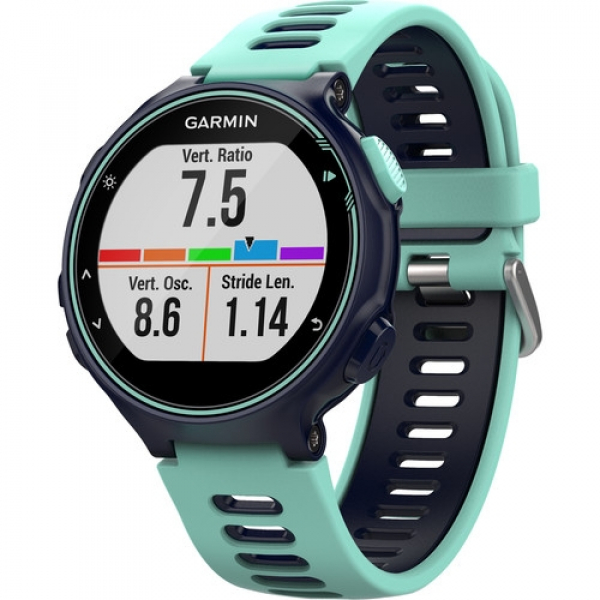 GARMIN Forerunner 735XT Sport Watch Run Bundle (010-01614-13)