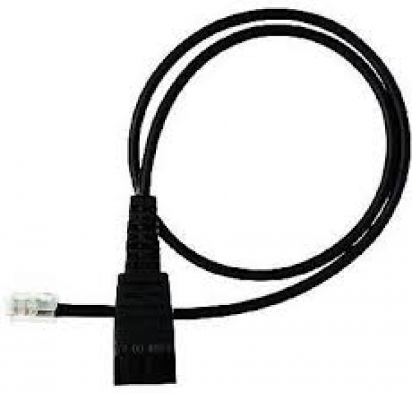JABRA Adapter QD to RJ-45 Straight Cord for 8800-00-94