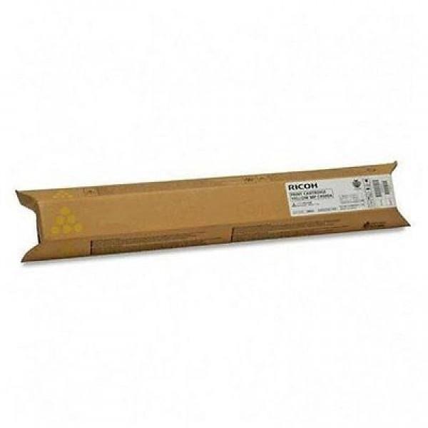 RICOH Print Cartridge Yellow Mp 888609