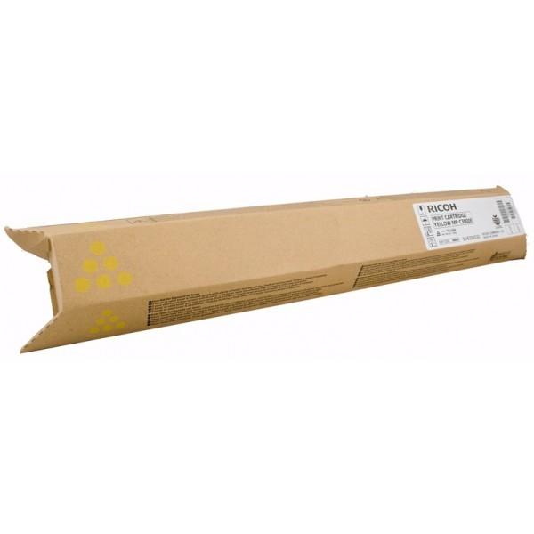 RICOH Mpc2000/2500/3000e Yellow Toner - 888641