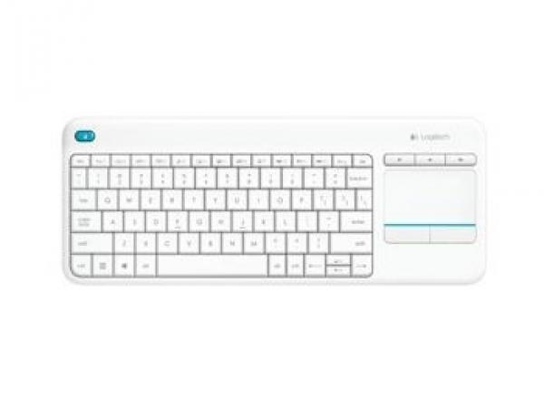 LOGITECH K400 Plus Wireless Touch Keyboard - 920-007166