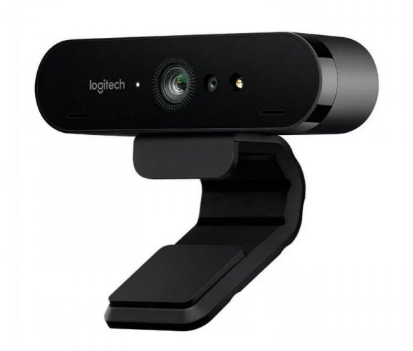 Logitech  Brio 4k Ultra Hd Webcam Hdr Rightlight3 5xhd Zoom A ( 960-001105 )