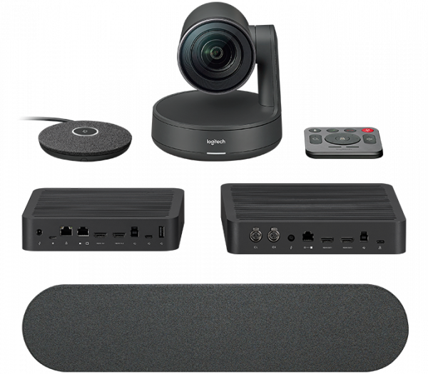 Logitech  Rally Ultra-hd Conferencecam System Includes Rally ( 960-001219 )