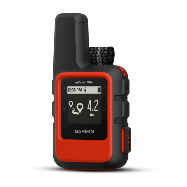 GARMIN Inreach Mini Lightweight and Compact Satellite Orange (010-01879-00)