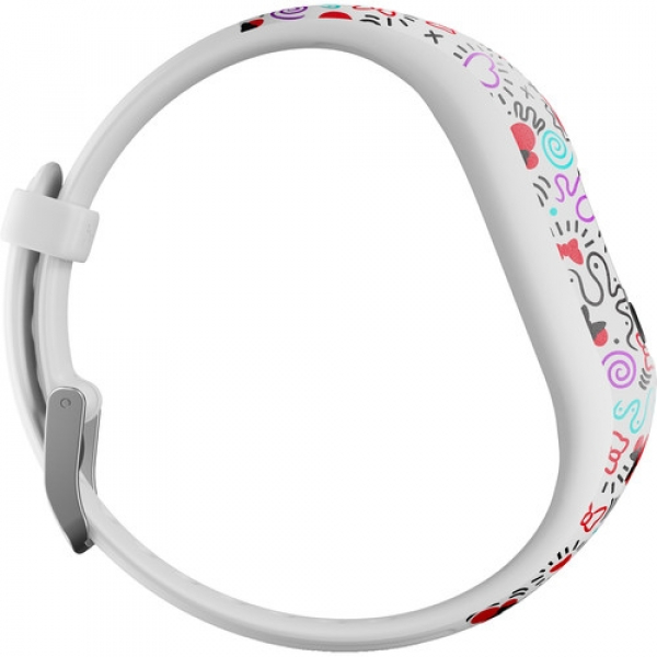 GARMIN Vivofit Jr. 2 Activity Tracker Adjustable Minnie Mouse Band (010-01909-30)