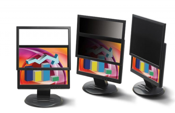 """3M 24"""" Widescreen Privacy Framed 98044049124"""