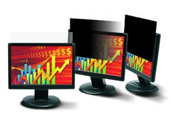 """3M 21.5"""" Widescreen Privacy 98044054298"""