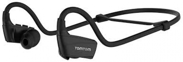 TOMTOM Sports Bluetooth Headphones - Black ( 9R0M.000.03