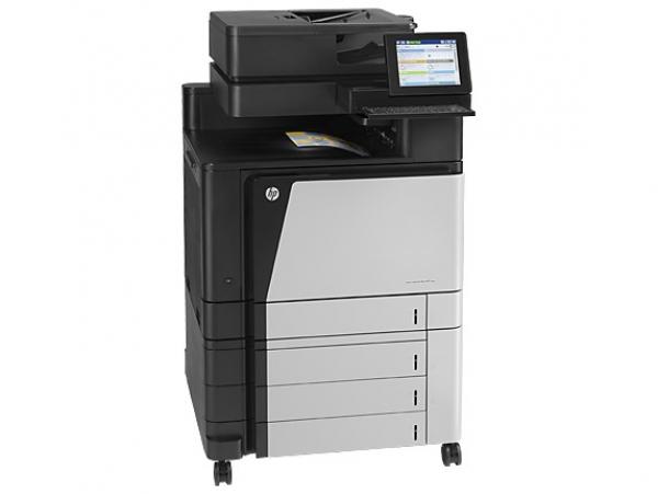 HP Laserjet Ent Clr Mfp A2W75A