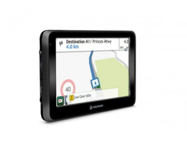 Navman  Big Rig Duo 6in Touch Screen Lcd Anz Lifetime Map Upd ( Aa0072005 )