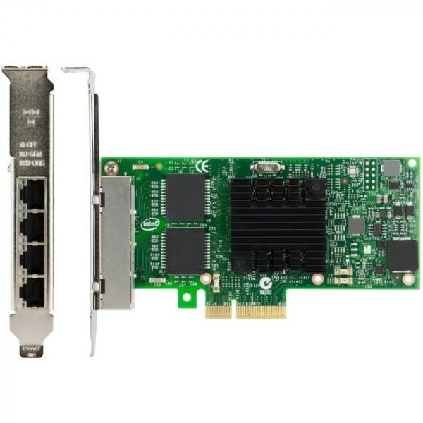 Lenovo Intel I350-T4 4XGBE Baset Adapter For SAS Drives (00AG520)