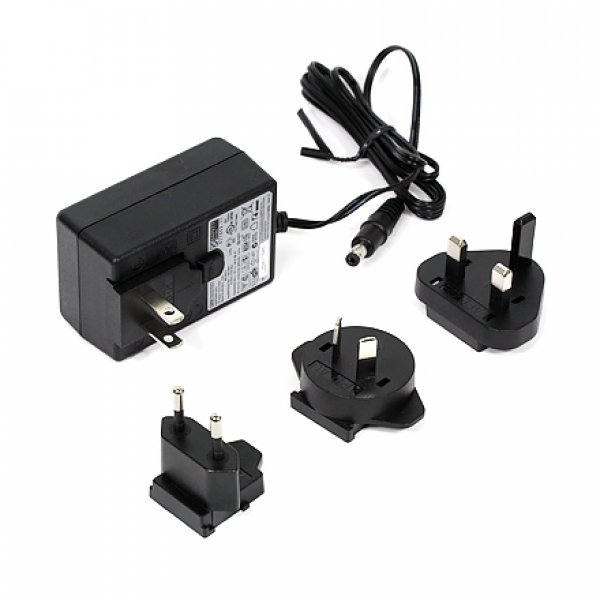 Synology Spare Part- Adapter RT1900AC /EDS14 /Vs240HD NAS Accessories (Adapter 24W Set)