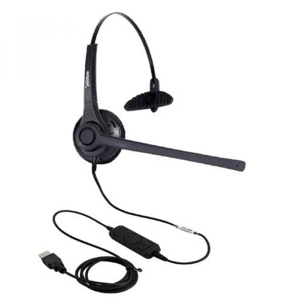 ADDCOM  USB Monaural Headset Lync ADD20
