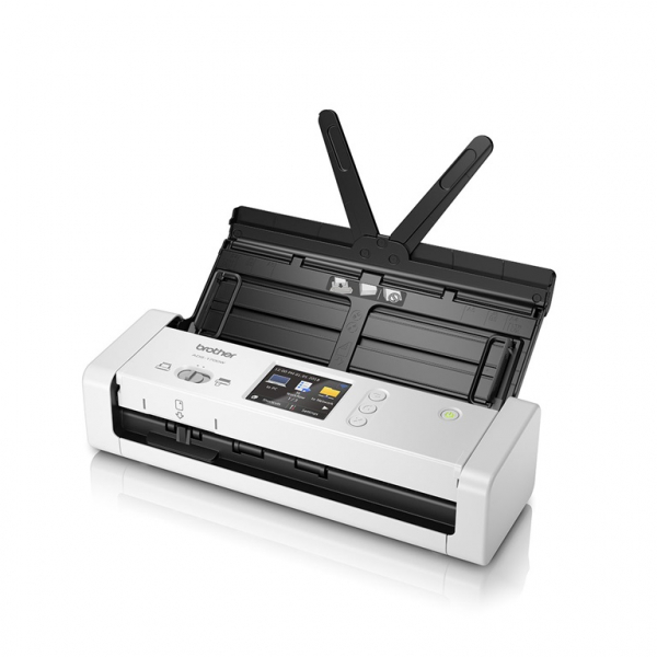 Brother Compact Document Scanner With Wifi 25ppm ( Ads-1700w )