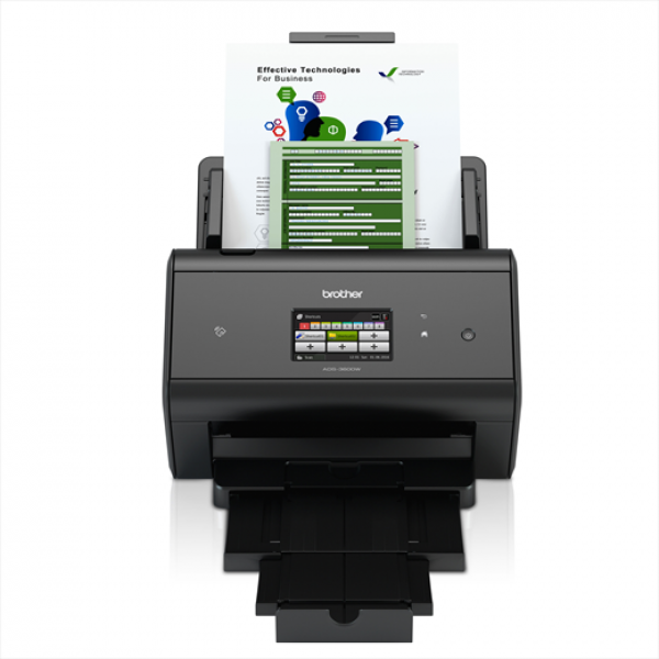 BROTHER  Advanced Document Scanner 50ppm Net ADS-3600W