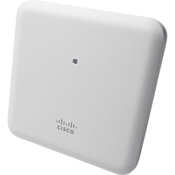 CISCO 802.11ac Wave 2 4x4:4ss Int Ant Z Reg AIR-AP1852I-Z-K9