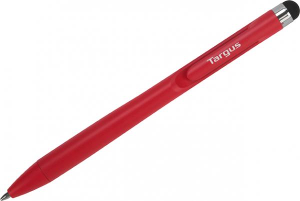TARGUS Stylus & Pen Embedded Clip - Red AMM16301US