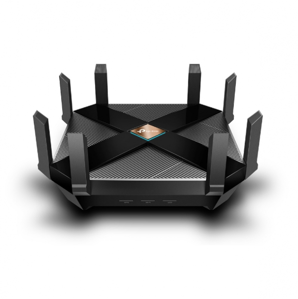 Tp-link AX6000 Next-Gen Wi-fi Routerquad-Core Cpu Ant (8) GBE (Archer-AX6000)