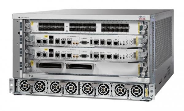CISCO ASR 9904 - Modular Expansion Base Desktop 2 Line Card Slot Chass (ASR-9904)