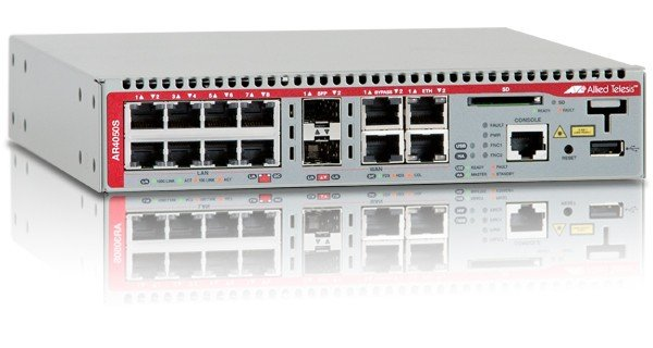 ALLIED TELESIS Next-gen Firewall With 2 X Ge Wan AT-AR4050S