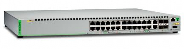 ALLIED TELESIS 24-port 10/100/1000t Poe+ AT-GS924MPX