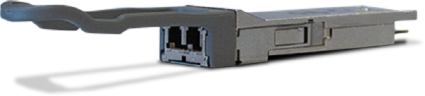 ALLIED TELESIS 40G QSFP+ LR4 Printing System (AT-QSFPLR4)
