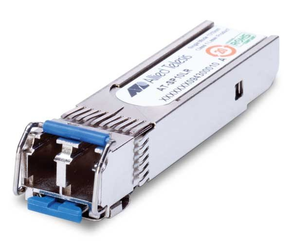 ALLIED TELESIS 10g Lrm 1310 Nm Fp 220 M With AT-SP10LRM