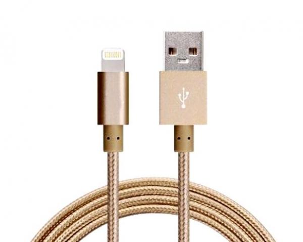 ASTROTEK  1m Usb Lightning Data Sync Charger AT-USBLIGHTNINGG-1M