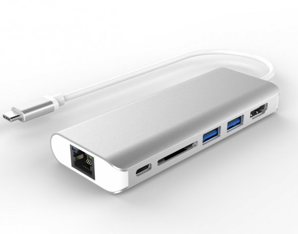 ASTROTEK  All-in-one Dock Thunderbolt Usb-c 3.1 AT-UTYPEC-DOCK