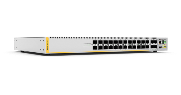 ALLIED TELESIS Stackable Gigabit Layer 3 Switch AT-X510-28GSX-N1