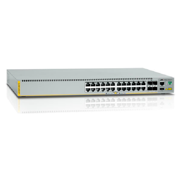 Allied Telesis 24-Port 10/100/1000t Stackable (AT-X510DP-28GTX-N1-00)